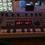 In the studio Summer 2012