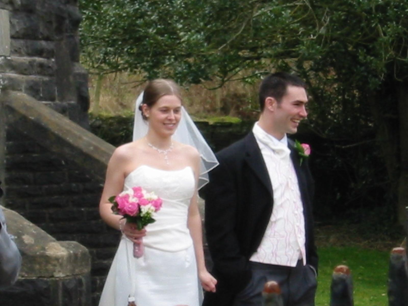 Kathryn and Ian
