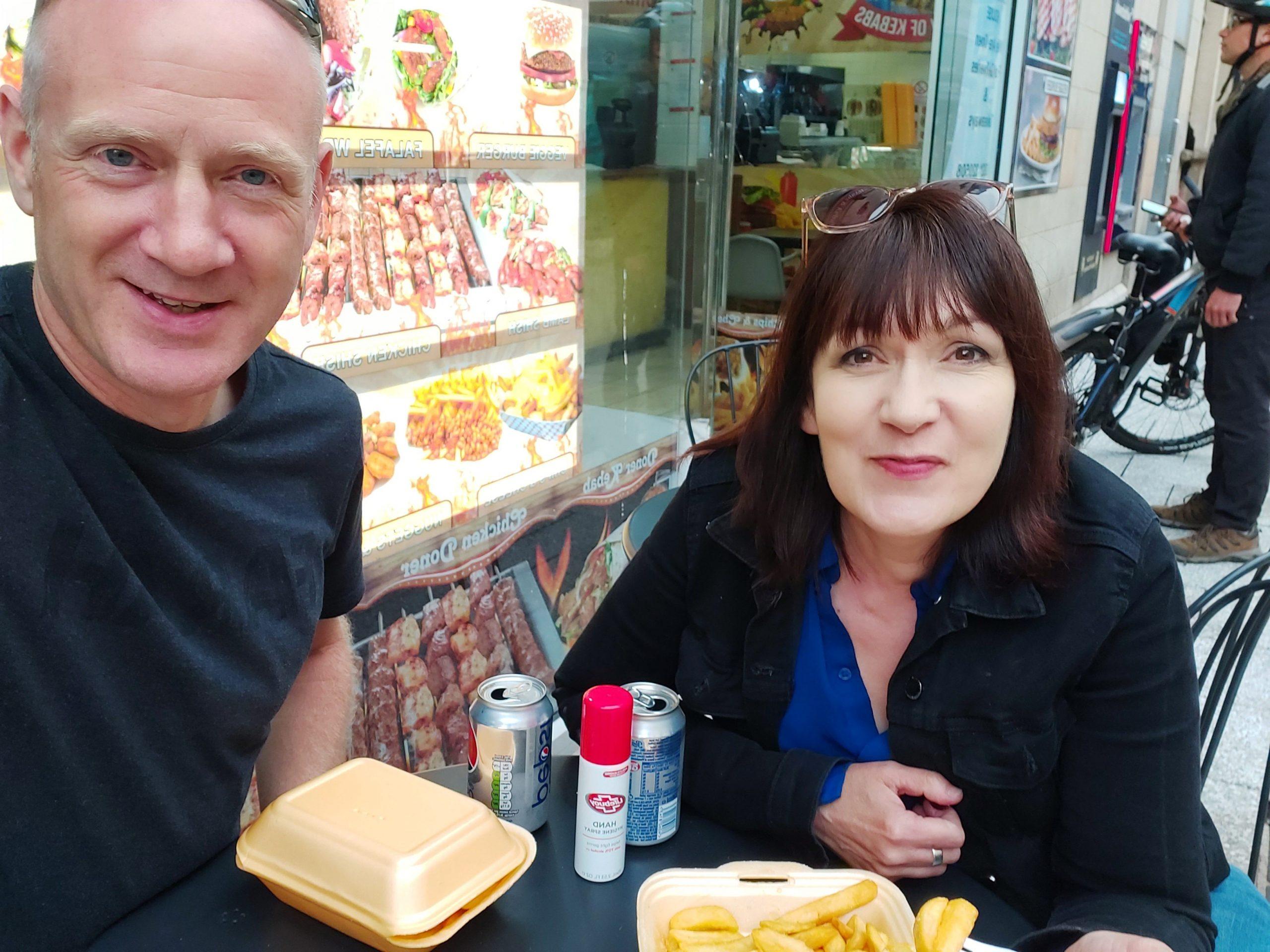 Scott and Liz
