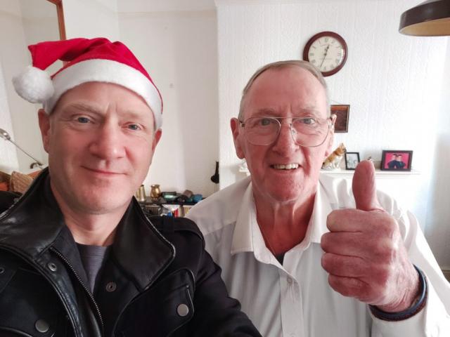 Scott and Mervyn