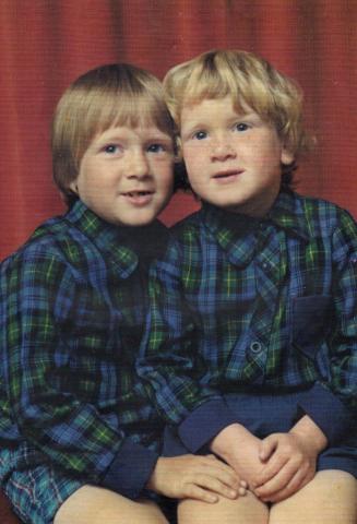 Scott and Jamie