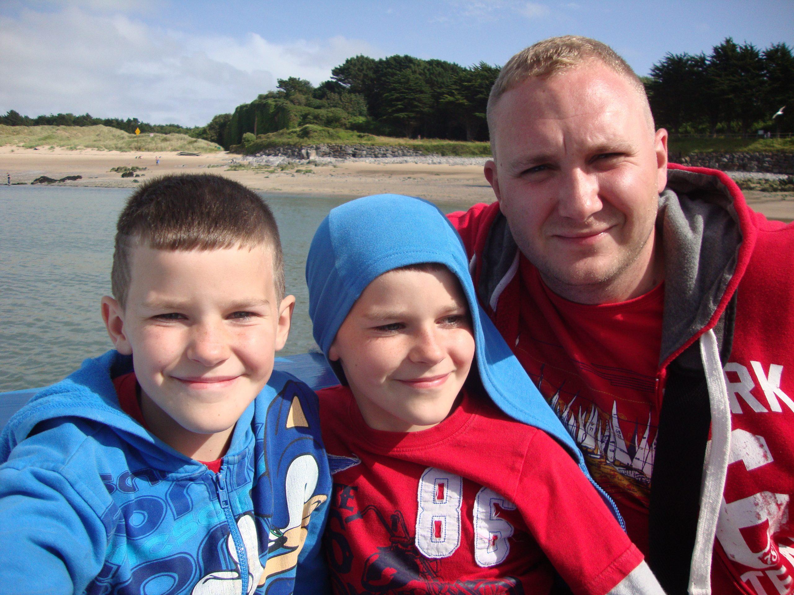 Dan, Zak and Jon