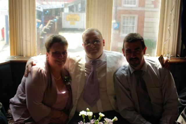 Anne, Jon and Chris