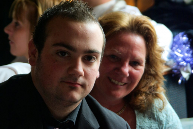 Rhys and Jeanette