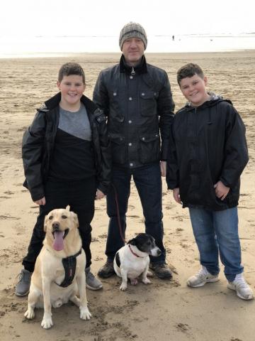 Dan, Scott and Zak