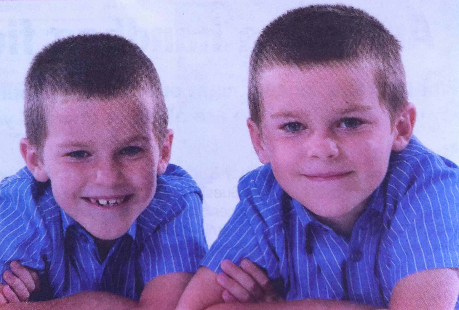 Dan and Zak