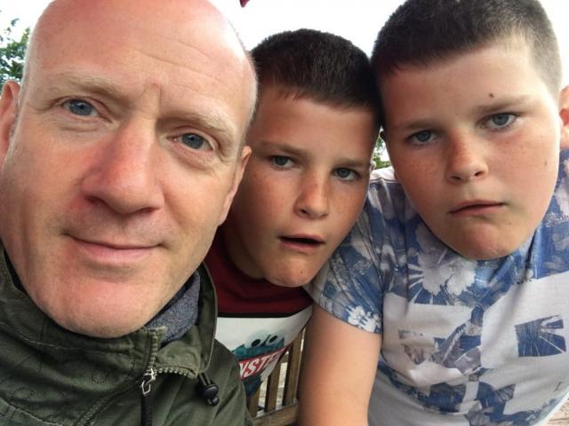 Scott, Dan and Zak
