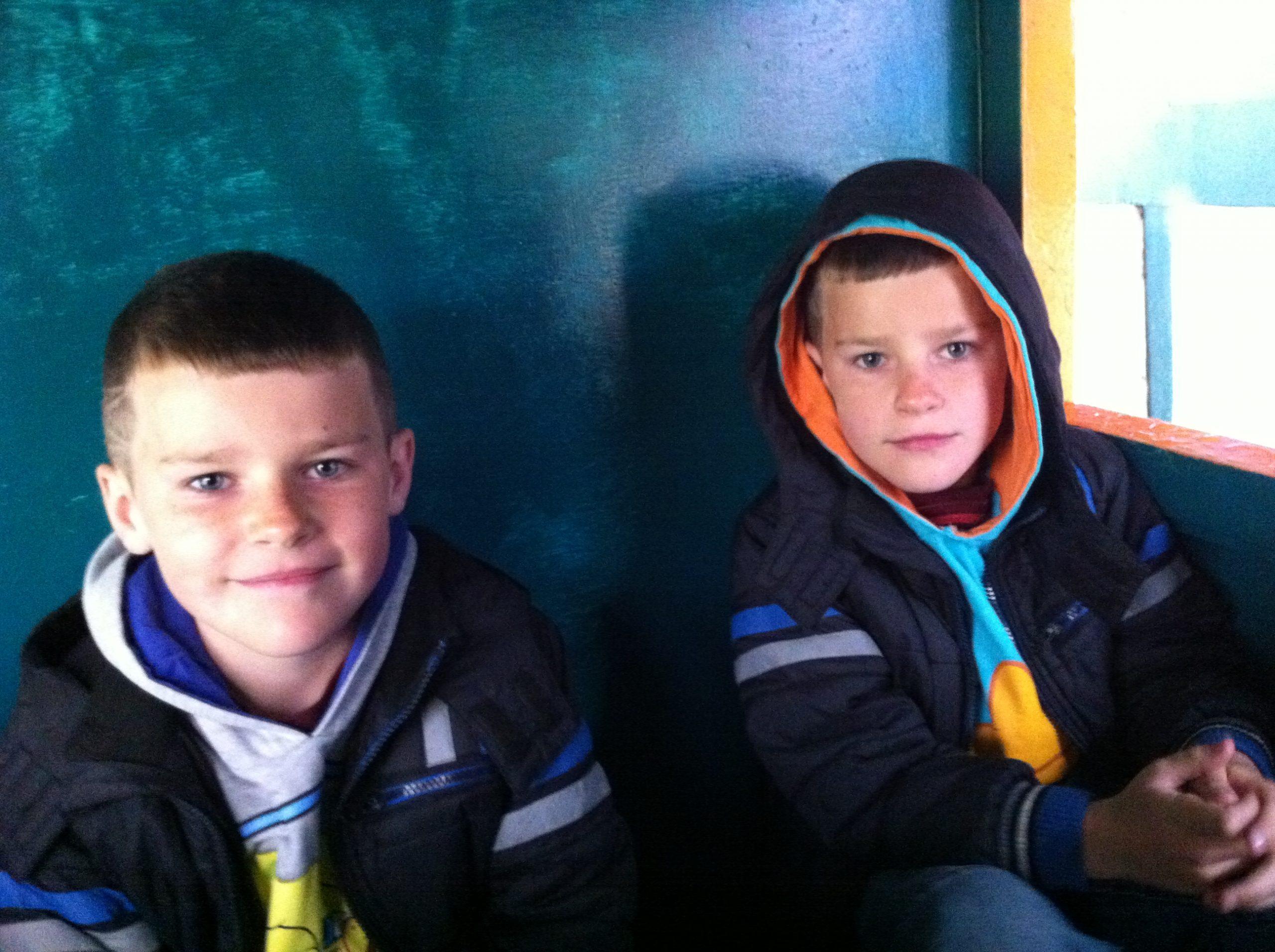 Zak and Dan
