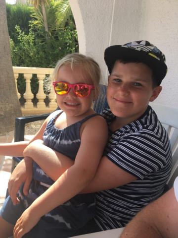 Bella and Dan