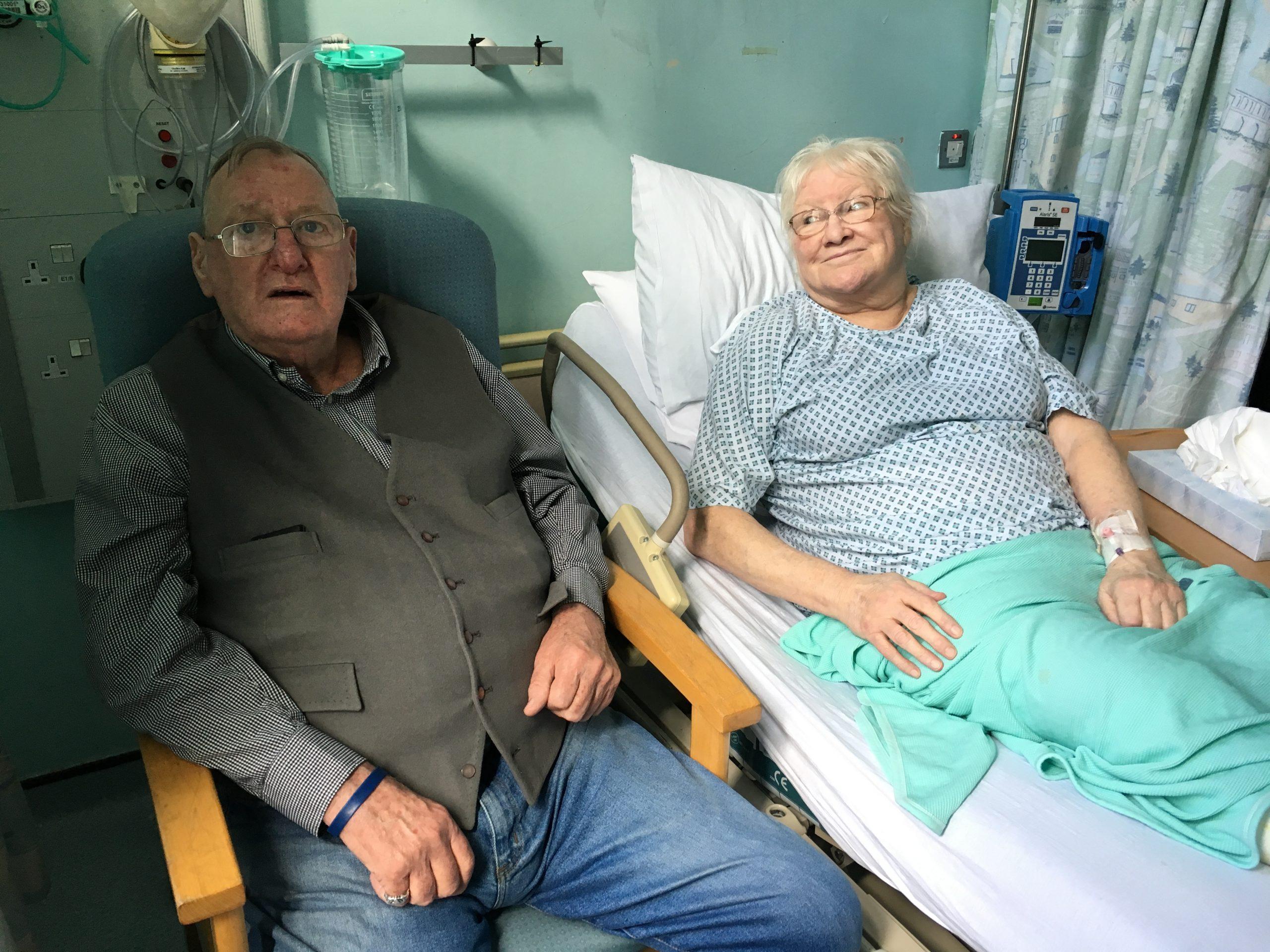 Mervyn and Carole