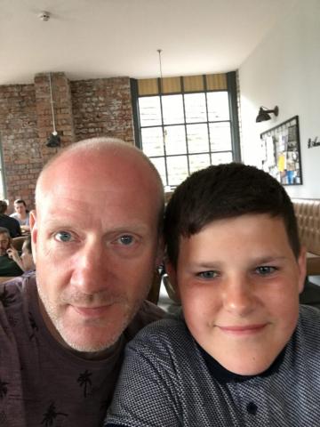 Scott and Dan