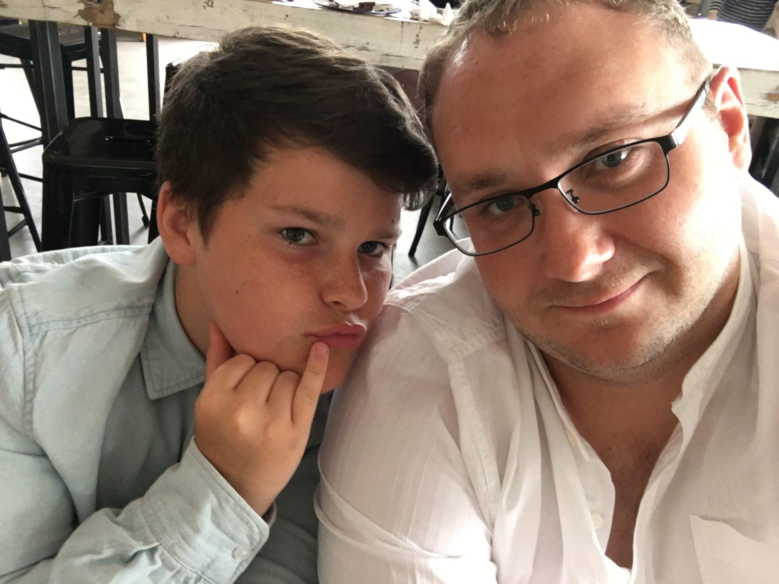 Zak and Jon