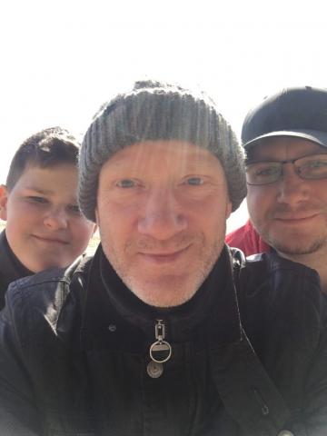 Dan, Scott and Jon
