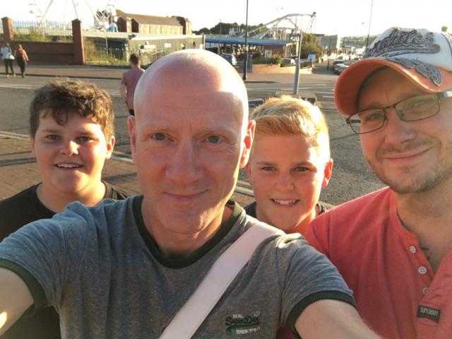 Zak, Scott, Dan and Jon