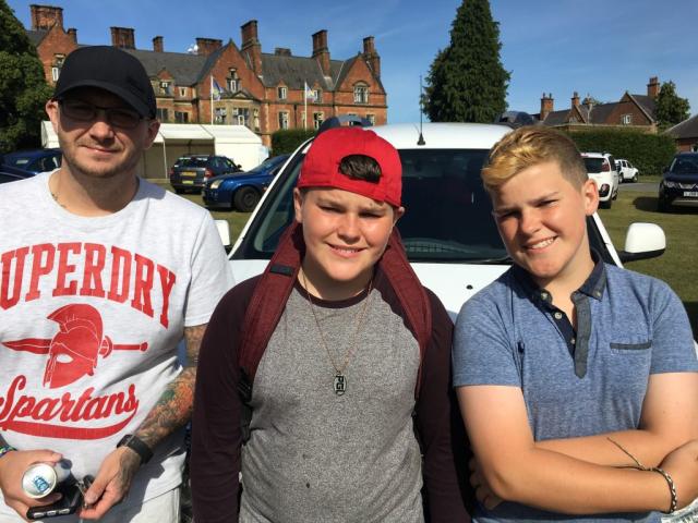 Jon, Zak and Dan