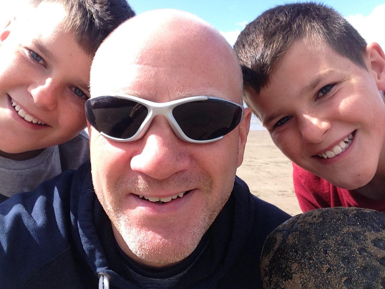 Zak, Scott and Dan