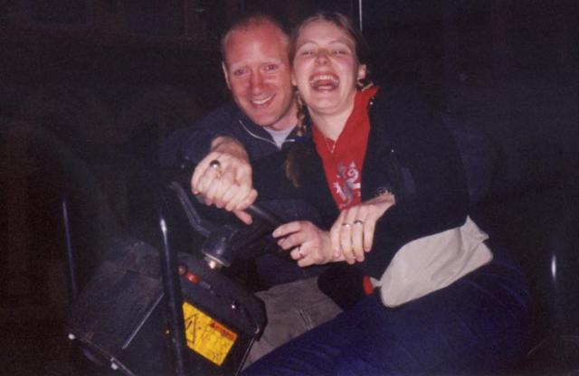 Scott and Kathryn